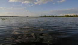 Inondations en val de Saône