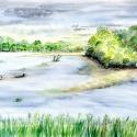 Le Doubs à Lays sur le Doubs