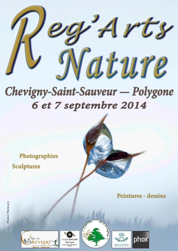 Reg'Arts Nature 6/7 Septembre
