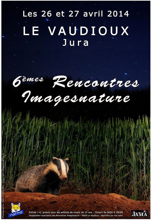 Rencontres Imagesnature 26/27 avril